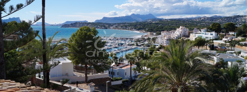 Moraira, the most expensive municipality of the Valencian Community in price per square meter housing