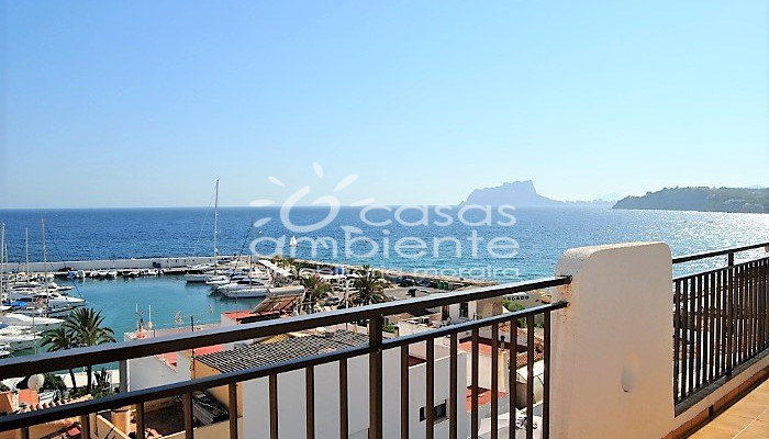 With an apartment in Moraira you could enjoy a constant springtime.
