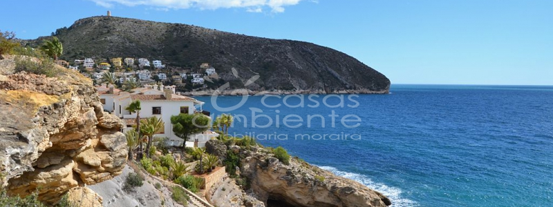 Moraira property prices - highest in the region 2020!
