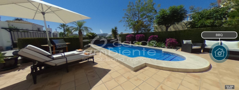 360º virtual tours, a great option to find your ideal home in Costa Blanca from anywhere in the world