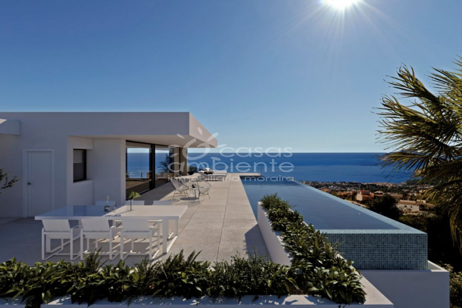 New Builds - Villa - Benitachell - Cumbre Del Sol
