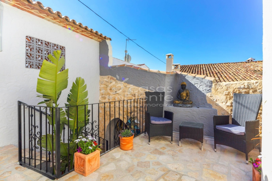 Resales - Country House / Finca - Lliber - Lliber Centre