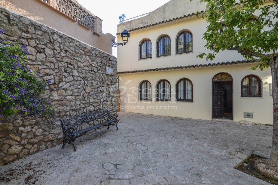Resales - Townhouse / Terraced House - Benissa