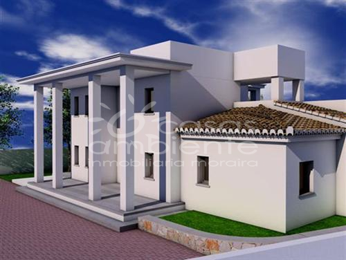 New Builds - Villa - Moraira - El Bosque