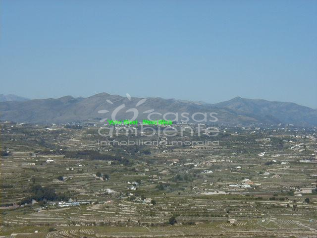 Resales - Plot of Land - Benitachell - Valle del Portet, Benitachell