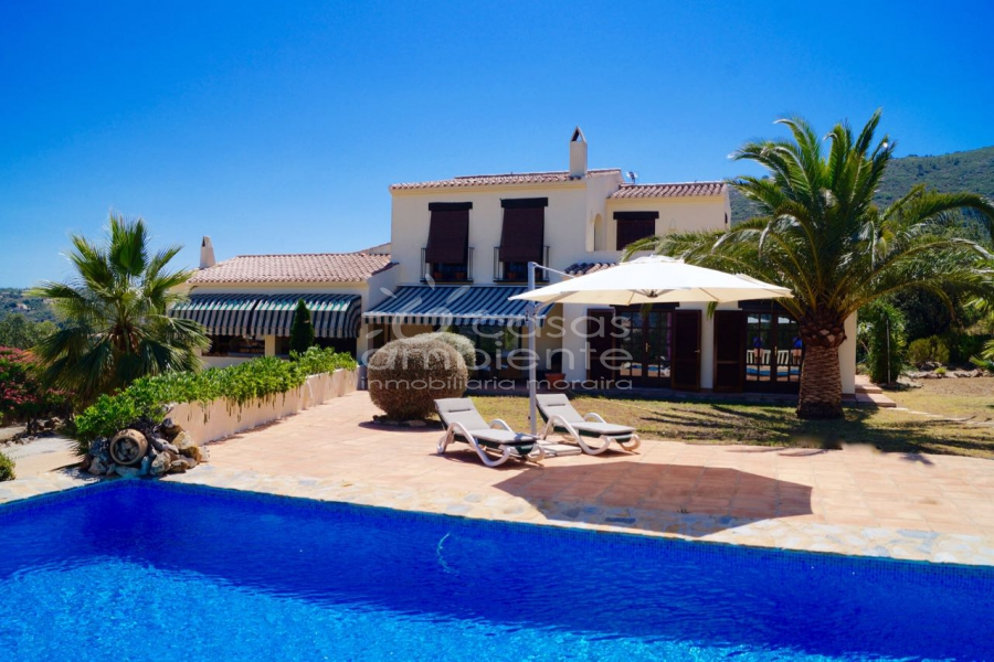 Resales - Villa - Lliber - Lliber Country Side