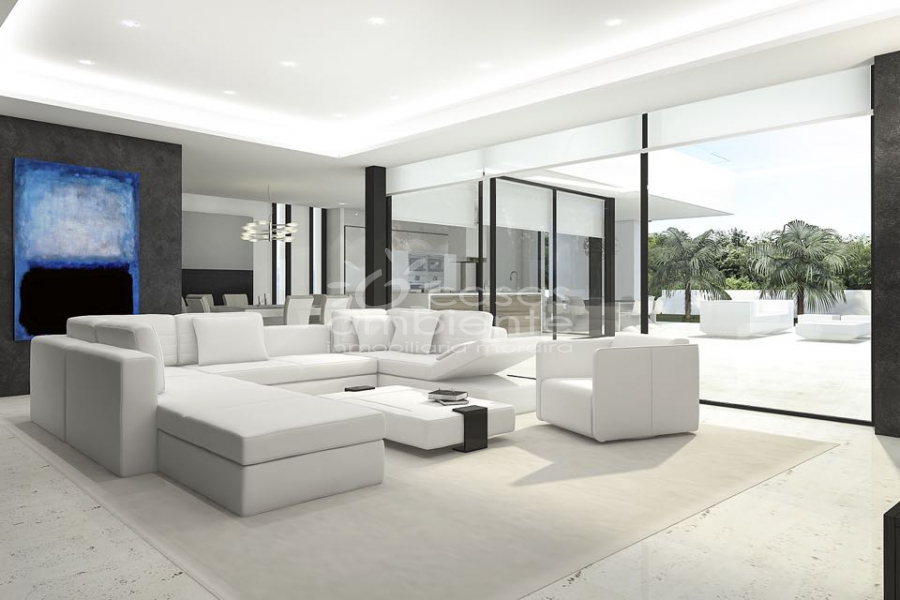New Builds - Villa - Moraira