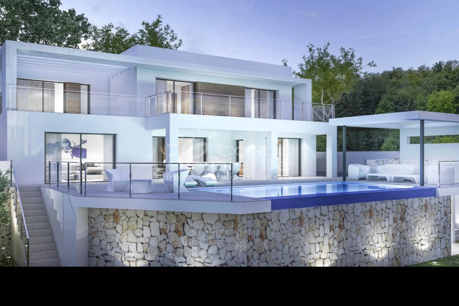 New Builds - Villa - Moraira - Paichi