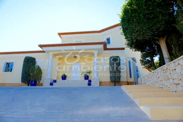 New Builds - Villa - Benissa - Buenavista