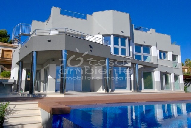 New Builds - Villa - Calpe - Calpe Town Centre