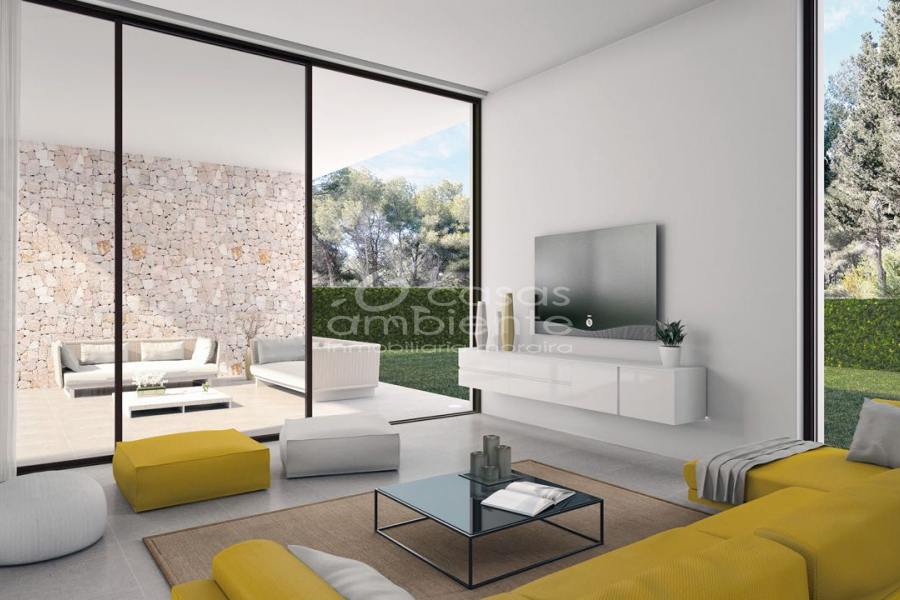 New Builds - Villa - Moraira - La Cometa