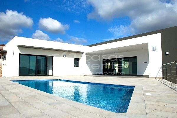Villa Moderne In Benitachell
