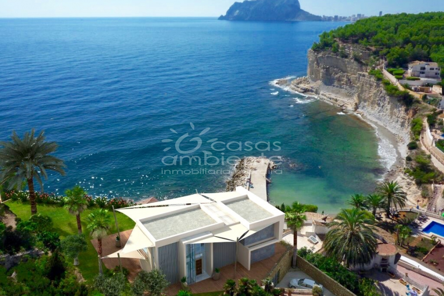 New Builds - Villas - Benissa - Cala Advocat