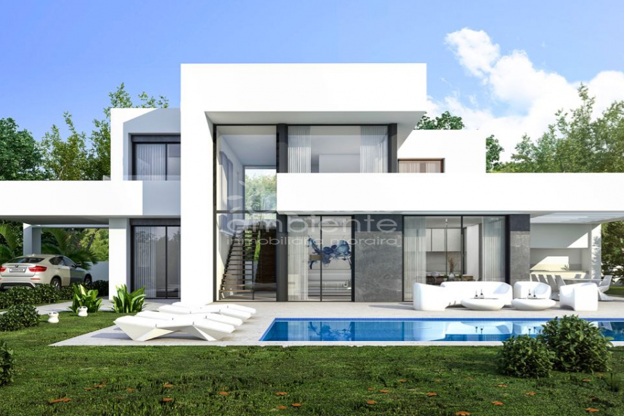 New Builds - Villa - Javea - La Perla