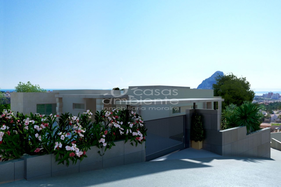 New Builds - Villas - Calpe - Calpe Park