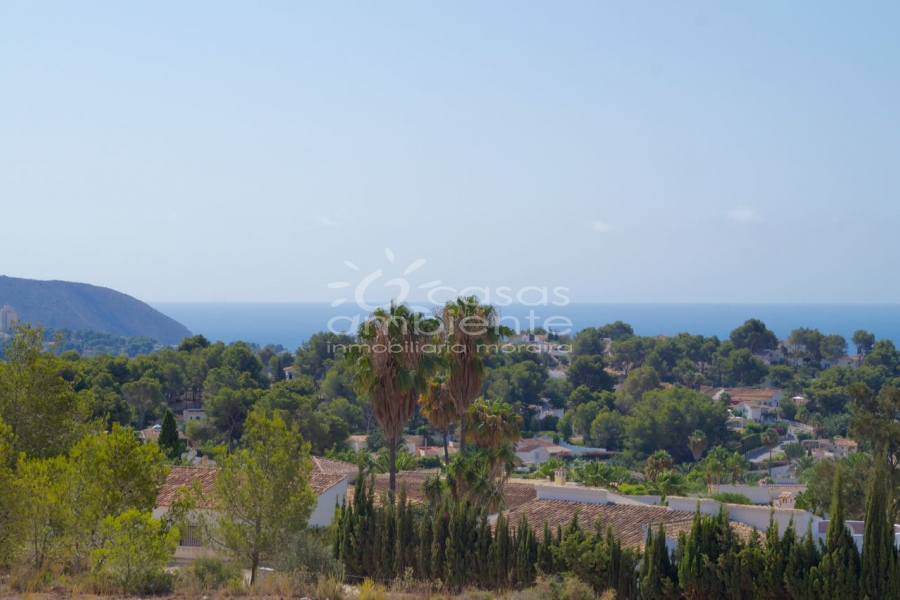 Resales - Plot of Land - Moraira - La Camarrocha