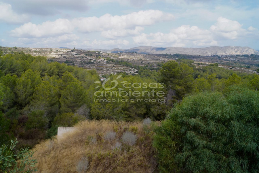Resales - Plots of Land - Moraira - Benimeit