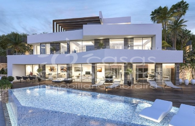 Villa - New Builds - Benissa - Raco de Galeno