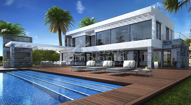 New Builds - Villa - Benitachell - La Cumbre del Sol