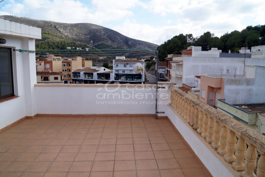 Reventes - Appartment / Piso - Benitachell - Centre