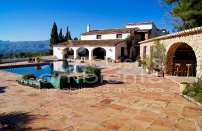 Country House / Finca - Resales - Benissa - Pedramala