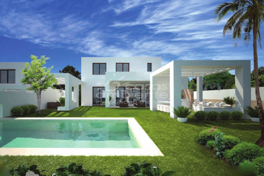 New Builds - Villa - Moraira - La Pinada