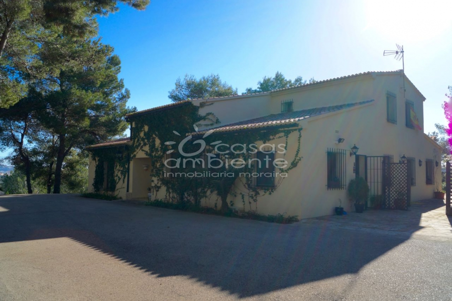 Resales - Country Houses - Fincas - Benissa - Canor