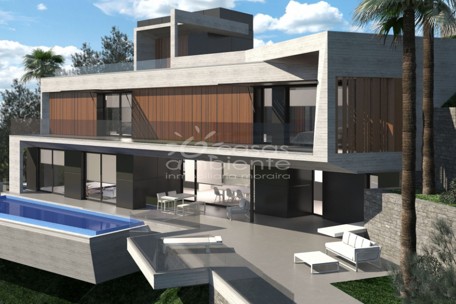New Builds - Villa - Altea