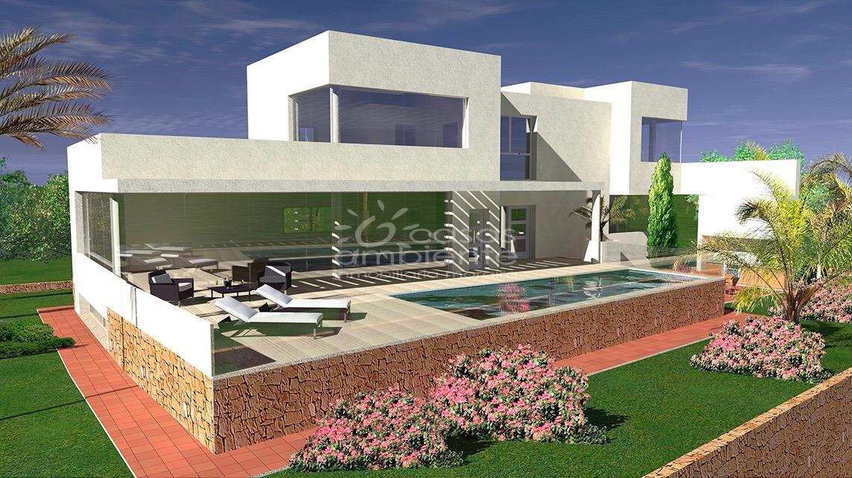 Cherche Villa A Calpe En Espagne