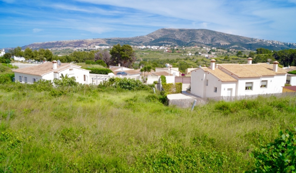 Plots of Land - Resales - Benitachell - Los Molinos