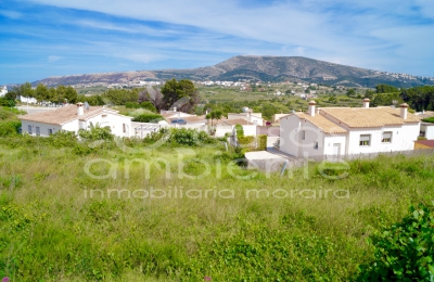 Plot of Land - Resales - Benitachell - Los Molinos