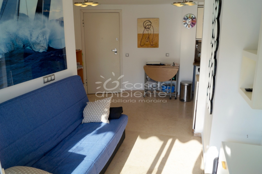 Resales - Apartment / Flat - Moraira - Moraira Centre