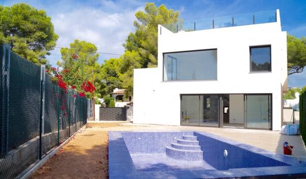 Villa - New Builds - Moraira - Cap Blanc