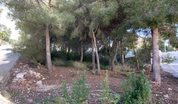 Plot of Land - Resales - Moraira - Cap Blanc