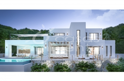 Villa - New Builds - Moraira - Solpark