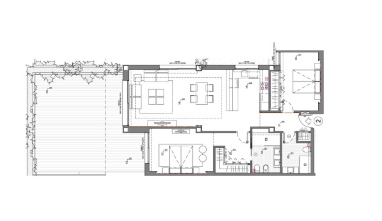 apartment benitachell. Black Bedroom Furniture Sets. Home Design Ideas