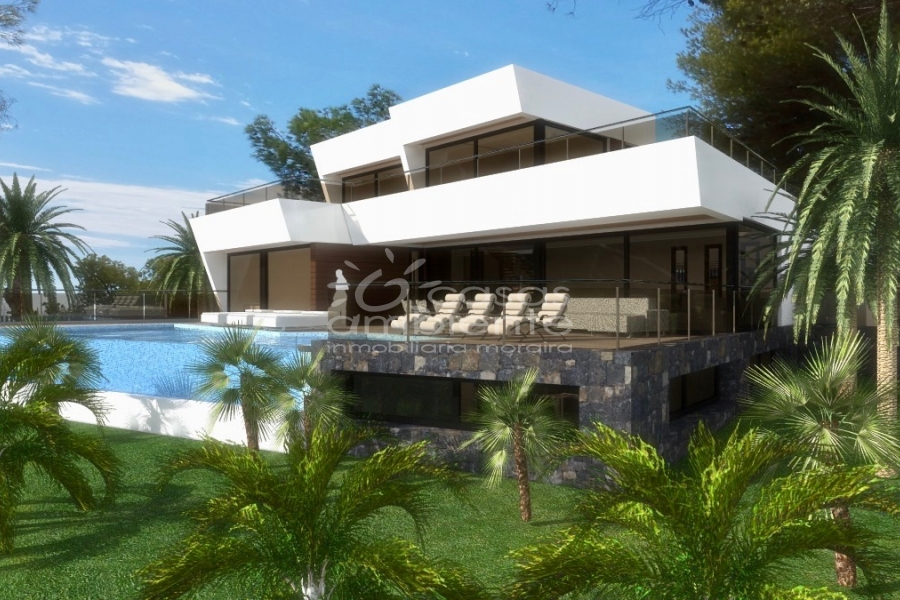 New Builds - Villas - Benissa - Fanadix