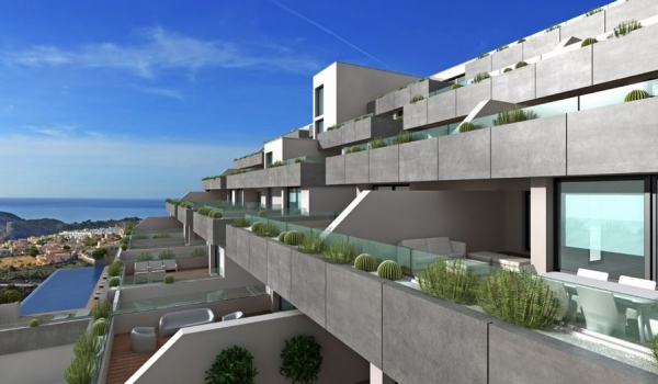 Apartment / Flat - New Builds - Benitachell - La Cumbre del Sol