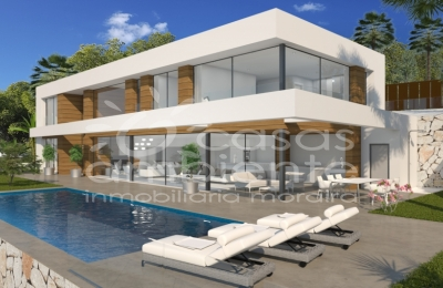 Villa - New Builds - Moraira - Arnella