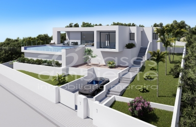 Villa - New Builds - Benitachell - La Cumbre del Sol