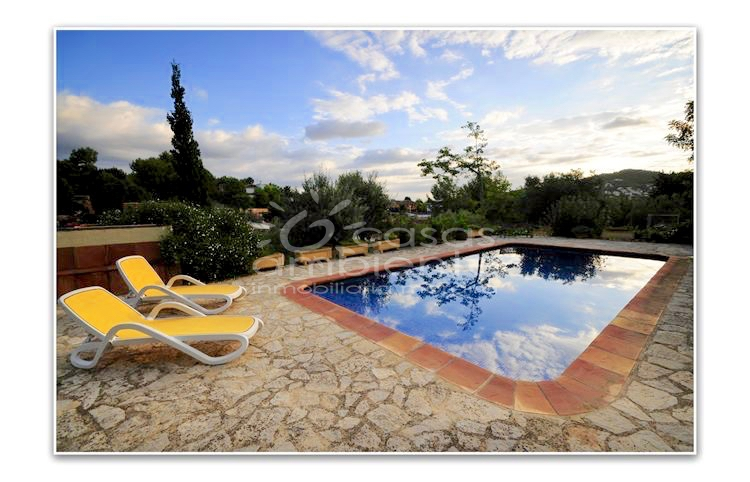 Resales - Country House / Finca - Javea - Rafalet