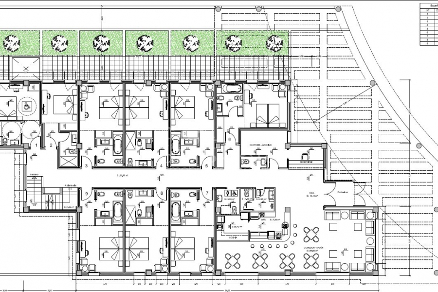 New Builds - Commercial Premises - Calpe - Puerto