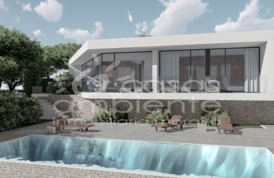 Villa - New Builds - Benissa - La Fustera