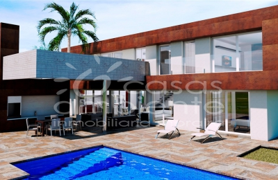 Villas - New Builds - Moraira - Benimeit