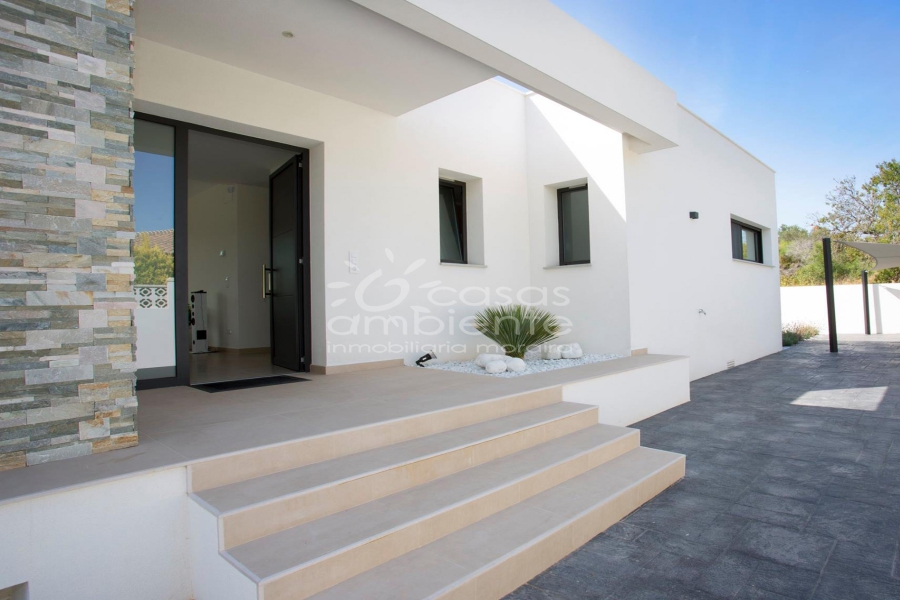 New Builds - Villas - Moraira - Pinar del Advocat