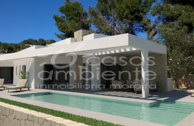 Villa - New Builds - Moraira - Paichi