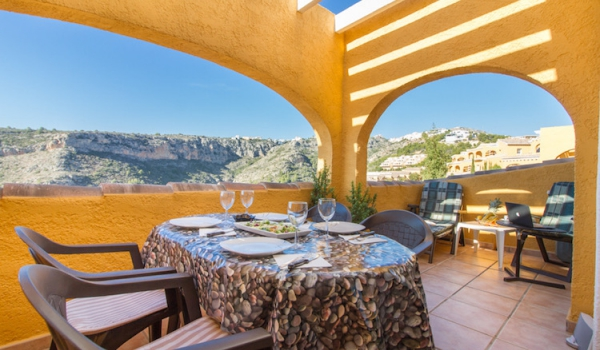 Appartement / Flat -  - Benitachell - La Cumbre del Sol