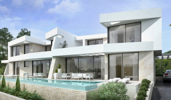 Villa - New Builds - Moraira - Costera del Mar