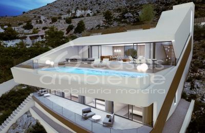 Villa - New Builds - Altea - Altea