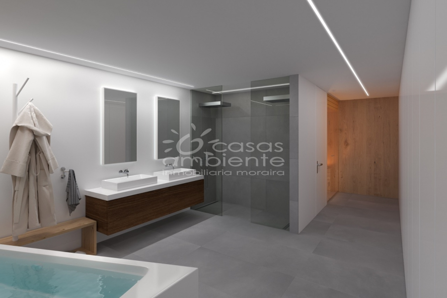 New Builds - Villas - Altea